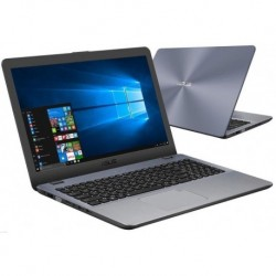 "Notebook Asus R542UQ-DM016T 15,6""FHD/i5-7200U/4GB/1TB/GF940MX-2GB/W10 Dark Grey"