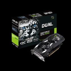 Karta VGA Asus GTX1050 OC 2GB GDDR5 128bit DVI+HDMI+DP PCIe3.0