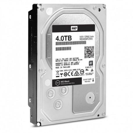 """Dysk WD WD4004FZWX 3.5"""" 4TB WD Black 128MB 7200 SATA III"""