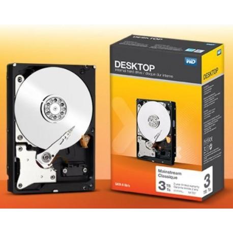 Dysk WD DESKTOP MAINSTREAM 2TB 5400 64MB 6Gb/s EMEA