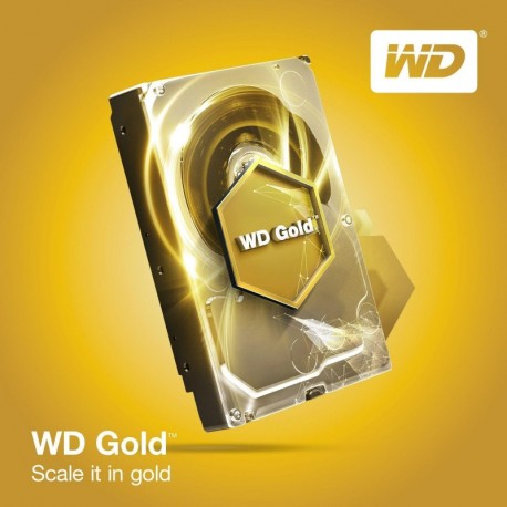 "Dysk WD WD6002FRYZ WD Gold 3.5"" 6TB 7200 128MB SATA 6Gb/s"