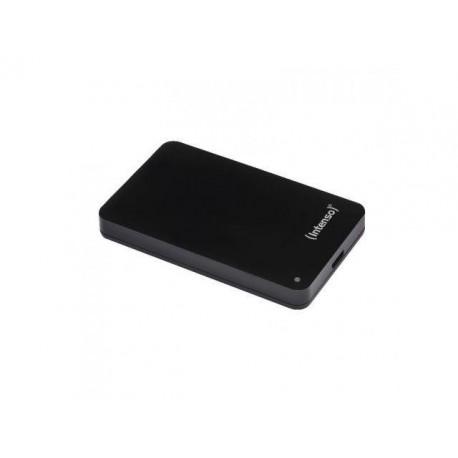 """DYSK ZEWNĘTRZNY INTENSO 500GB MEMORYCASE CZARNY 2.5"""" USB 3.0"""