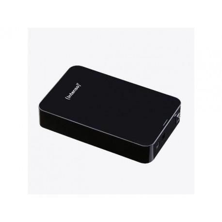 """Dysk zewnętrzny INTENSO 6TB MemoryCenter czarny 3.5"""" USB 3.0"""
