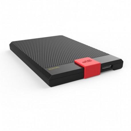 """Dysk zewnętrzny Silicon Power Diamond D30 1TB 2,5"""" USB 3.0 IPX4 czarny superslim"""