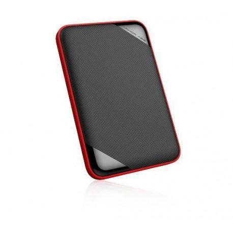 """Dysk zewnętrzny Silicon Power ARMOR A62 2TB 2,5"""" USB 3.1 czarno-czerwony"""