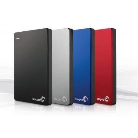 Dysk SEAGATE BACKUP PLUS STDR1000201 1TB USB3.0 silver