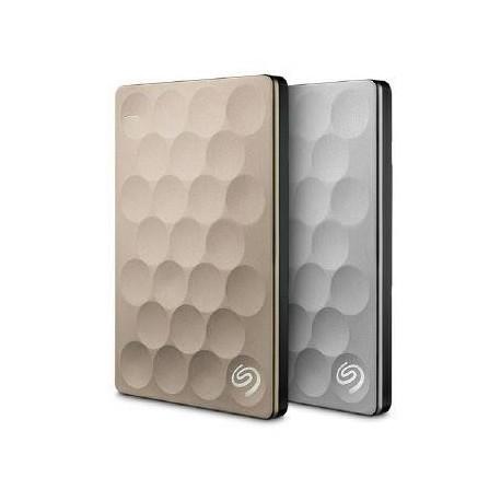 Dysk zewnętrzny SEAGATE BACKUP PLUS Ultra Slim STEH1000200 1TB USB3.0 Platinum