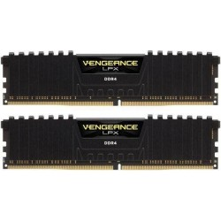 Pamięć DDR4 Corsair Vengeance LPX 8GB (2x4GB) 3000MHz CL16 1,35V Black
