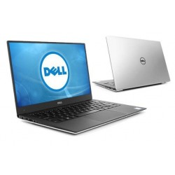 "Notebook Dell XPS 13 13,3""UHD touch/i7-8550U/8GB/SSD256GB/UHD620/W10 Silver"