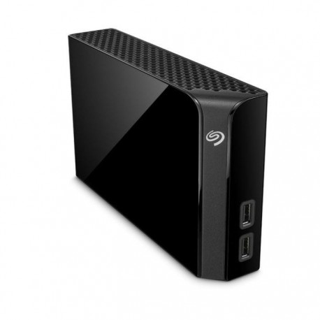 Dysk zewnętrzny SEAGATE Backup Plus Hub STEL6000200 6TB USB3.0 czarny