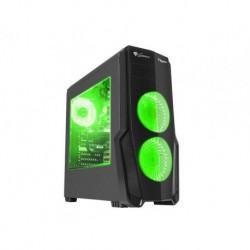 Obudowa Genesis Titan 800 ATX Midi z oknem, USB 3.0 zielone podświetlenie