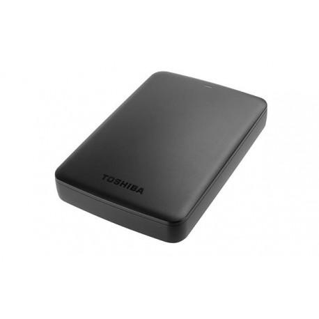 """Dysk zewnętrzny Toshiba 500GB USB3.0 2,5""""  CANVIO BAS. black"""