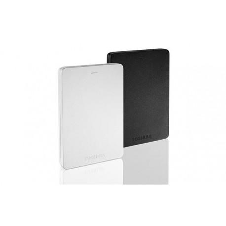 """Dysk zewnętrzny Toshiba 1TB 2,5""""  CANVIO ALU 3S silver"""