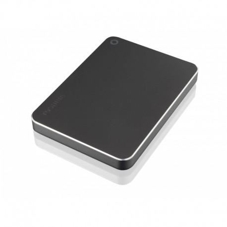 """Dysk zewnętrzny Toshiba 2TB USB3.0 2,5""""  CANVIO PREMIUM dark grey"""