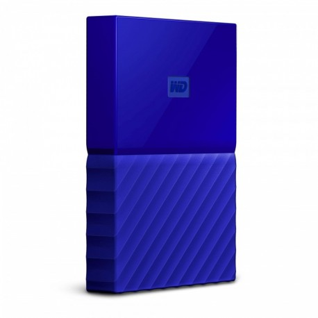 Dysk WD My Passport 1TB USB 3.0 blue