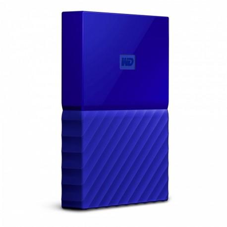 Dysk WD My Passport 2TB USB 3.0 blue