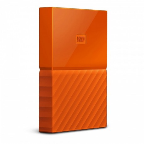 Dysk WD My Passport 2TB USB 3.0 orange