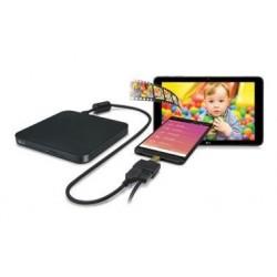 Napęd DVD RW LG GP95EB70 zewnętrzny black USB slim ANDROID