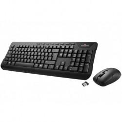 Zestaw przewodowy klawiatura + mysz Gigabyte KM7590 czarny