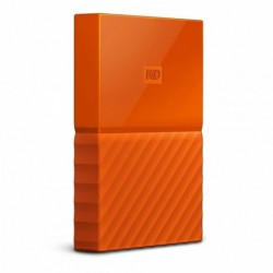 Dysk WD My Passport 4TB USB 3.0 orange