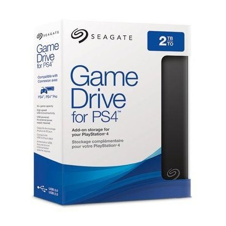 Dysk SEAGATE Game Drive for PlayStation STGD2000400 2TB