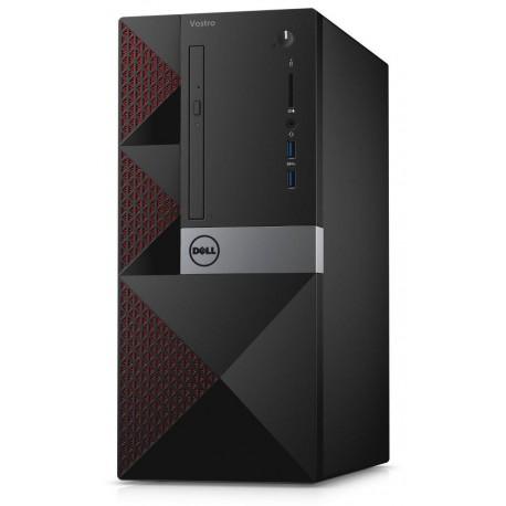 Komputer Dell Vostro 3668 MT i3-7100/4GB/1TB/iHD630/DVD-RW/10PR 3YNBD