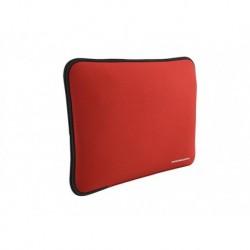"Etui na notebook Modecom BROOKLYN 18"" czerwone"