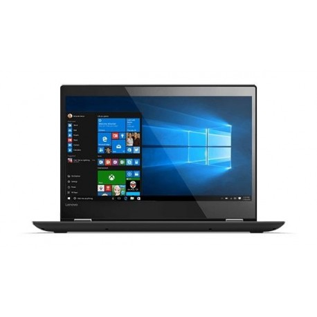 "Notebook Lenovo YOGA 520-14IKBR 14""FHD touch/i7-8550U/8GB/SSD256GB/UHD620/W10 Black"
