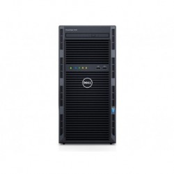 Serwer Dell PowerEdge T130 E3-1220v6/8GB/2x1TB/H330/3Y NBD