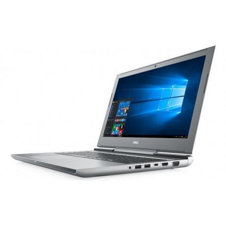 """Notebook Dell Vostro 7580 15,6""""FHD/i5-8300H/8GB/1TB+SSD128GB/GTX1060-6GB/10PR Silver"""