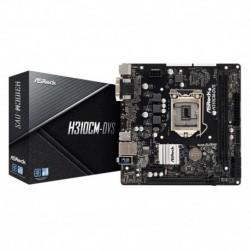 Płyta ASRock H310CM-DVS /H310/DDR4/SATA3/USB3.1/PCIe3.0/s.1151/mATX