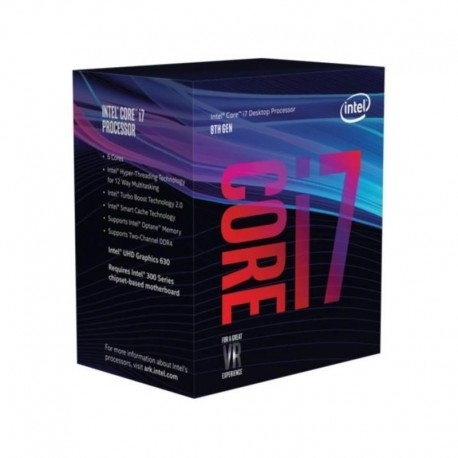 Procesor INTEL® Core™ i7-8700 Coffee Lake 3.20GHz 12MB LGA1151 BOX