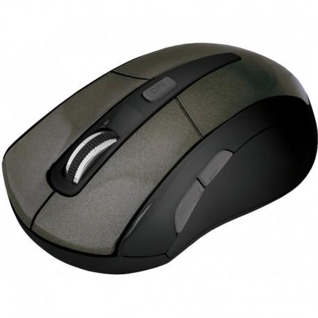 Mysz bezprzewodowa Defender ACCURA MM-965 optyczna 1600dpi 6P grafitowa