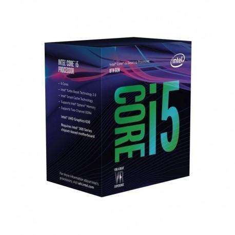 Procesor INTEL® Core™ i5-8400 Coffee Lake 2.80GHz 9MB LGA1151 BOX