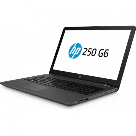 """Notebook HP 250 G6 15,6""""FHD/i5-7200U/8GB/SSD256GB/Radeon520-2GB/10PR Black"""