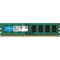 Pamięć DDR3 Crucial 4GB 1600MHz CL11 256x8 DDR3L 1,35V Low Voltage