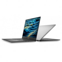 "Notebook Dell XPS 9570 15,6""UHD Touch/i7-8750H/16GB/SSD512GB/GTX1050Ti-4GB/W10 Silver"