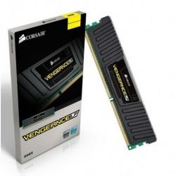 Pamięć DDR3 Corsair Vengeance LP 8GB 1600MHz CL9 1.5V Low Profile Black