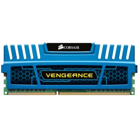 Pamięć DDR3 CORSAIR 8GB 1600MHz CL10-10-10-27 Vengeance Blue