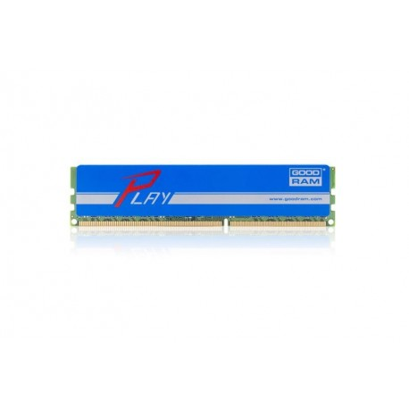 Pamięć DDR3 GOODRAM PLAY 4GB 1600MHz 9-9-9-28 512x8 Blue
