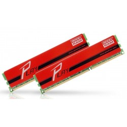 Pamięć DDR3 GOODRAM PLAY 8GB (2x4GB) 1600MHz 9-9-9-28 512x8 Red
