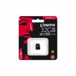 Karta pamięci Kingston microSDHC Canvas Go 32GB UHS-I U3 V30