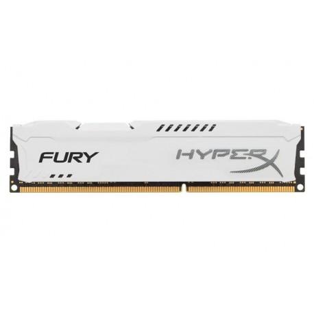 Pamięć DDR3 KINGSTON HyperX FURY White 4GB /1600 10-10-10-30