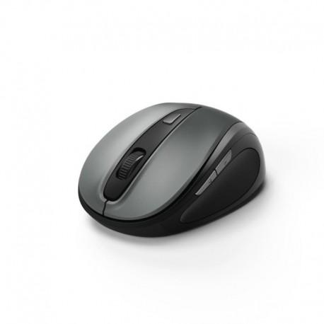 Mysz bezprzewodowa Hama MW-400, antracytowa