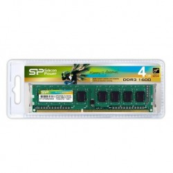 Pamięć DDR3 SILICON POWER 4GB 1600MHz (512*8) 8chips – CL11