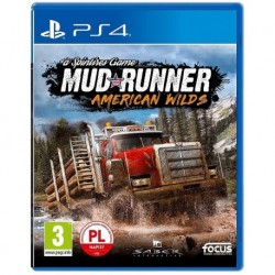 SpinTires: Mudrunner Ultimate Edition (PS4)