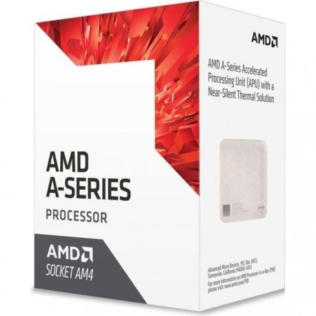 Procesor AMD A6-9500 BOX 28nm 1MB 3,5GHz AM4