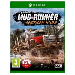 SpinTires: Mudrunner Ultimate Edition (XBOX ONE)