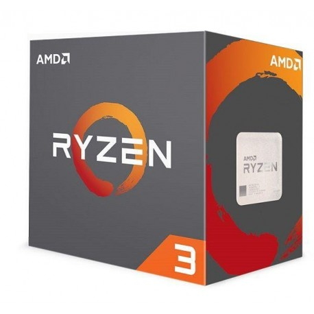 Procesor AMD Ryzen 3 1200 S-AM4 3.10/3.40GHz 14nm BOX