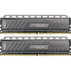 Pamięć DDR4 Crucial Ballistix Tactical 8GB (2x4GB) 3000MHz CL16 1.35V Gray